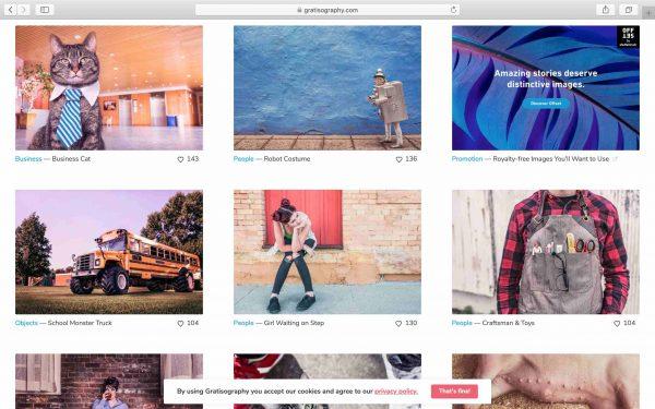 imagenes gratis Gratisography