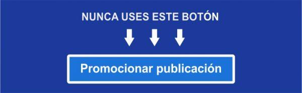 promocionar publicación