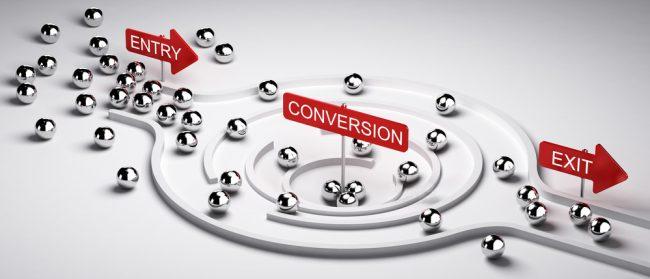que es una conversion