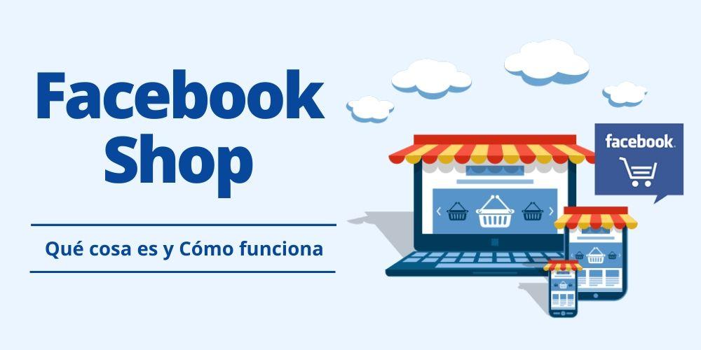 que es facebook shop