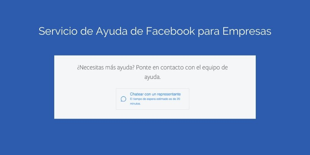 ayuda facebook business