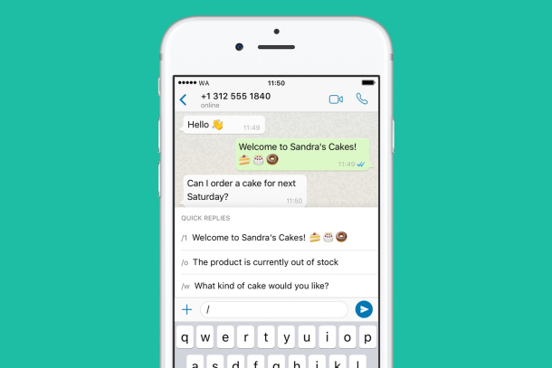 WhatsApp Business Respuestas Rápidas