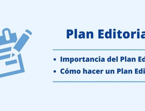 Cómo hacer un plan editorial
